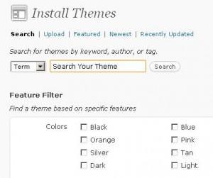 wordpress_install_themes